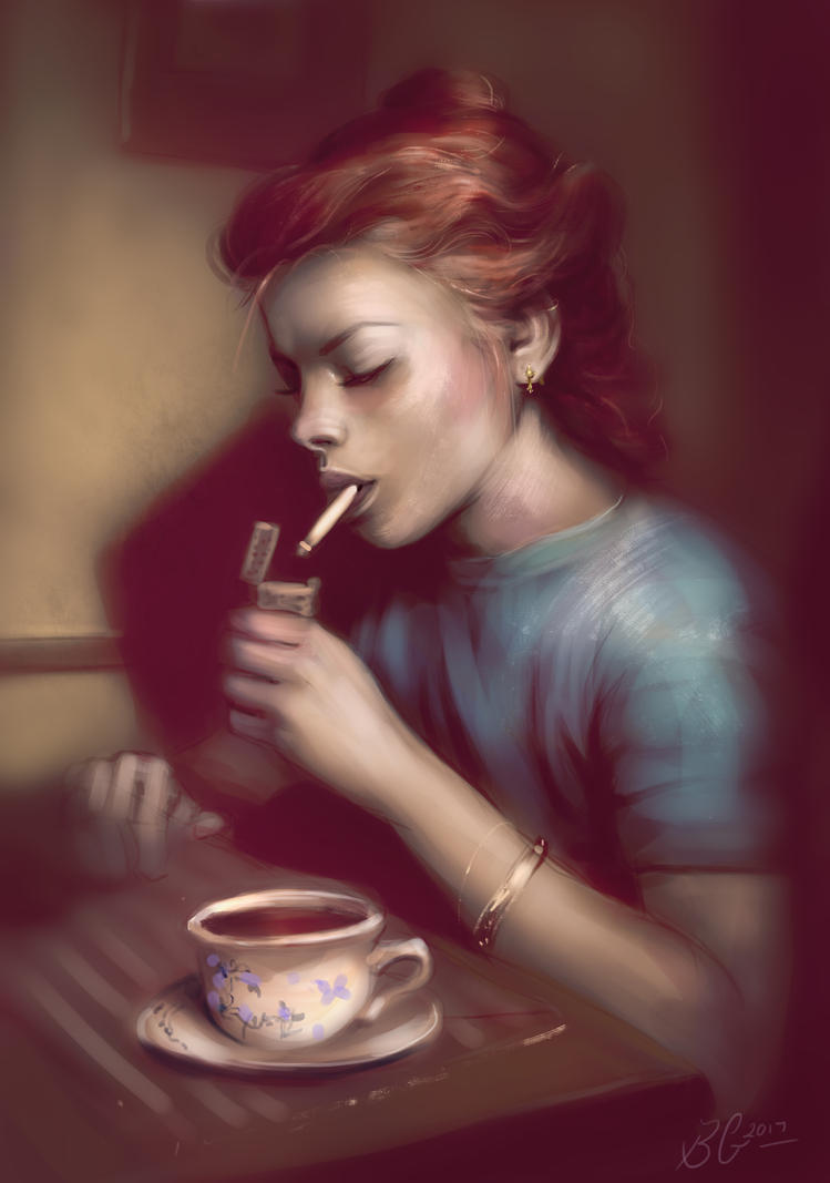 CoffeeShop by Beth-Gilbert