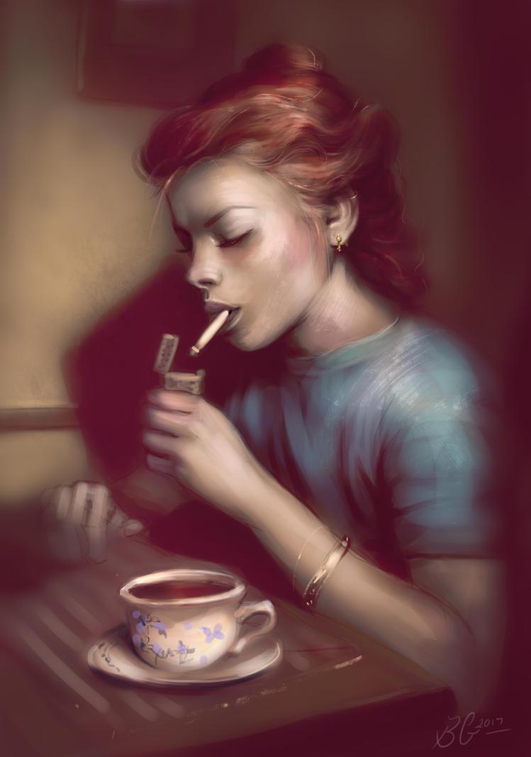 CoffeeShop by Beth-Gilbert