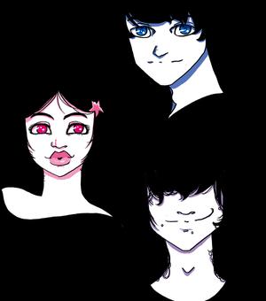 Four, Mary, Spencer