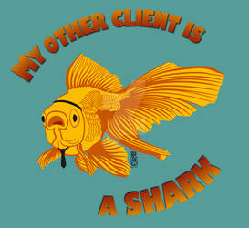 I Plead the Fish [Commission]