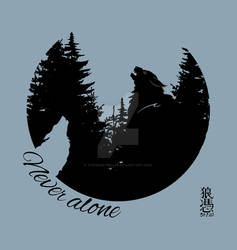 Never Alone (Timber + Grey)