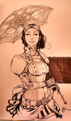 Lady Mechanika Dragoncon 2015 by alexkonat