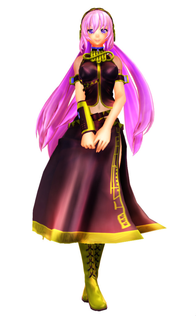 3d mmd luka megurine make to fuck 2