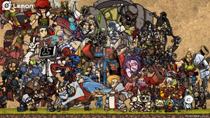 Compilation of Characters (From 2013 to 2014)