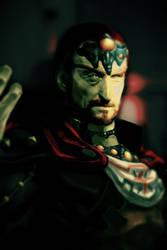 Charles Dance as Ganondorf by karei-no-shinzui