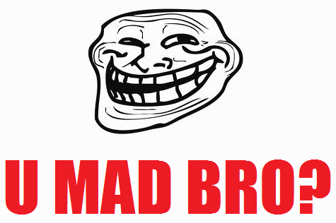U Mad Bro Shirt Design