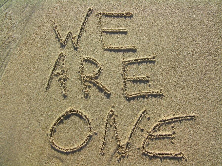 We Are One by Kimera-Kimera