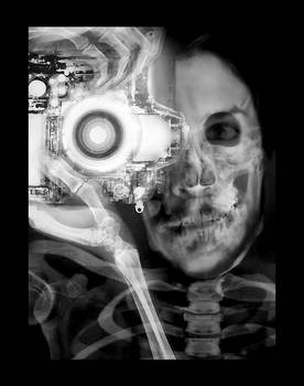 X-RAY selfportrait