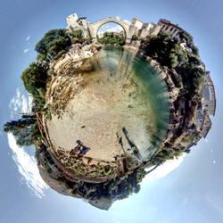 Mostar // the tiny planet