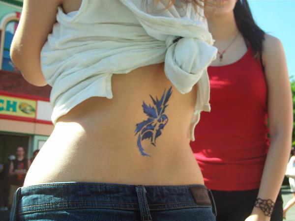 Fairy Tattoo 2