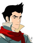 The Legend of Korra: Mako