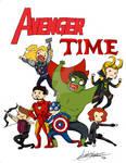 Avenger Time!