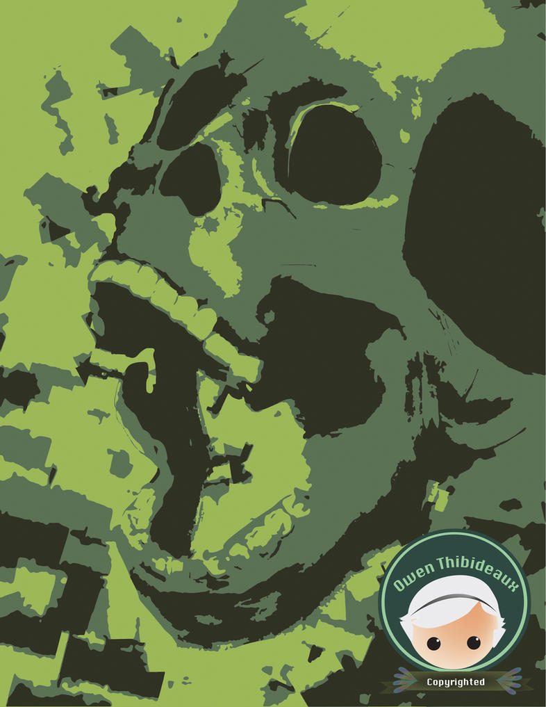 green ranger by Owenadamsthibideaux