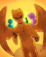 Angel with a Shotgun by Gunmi