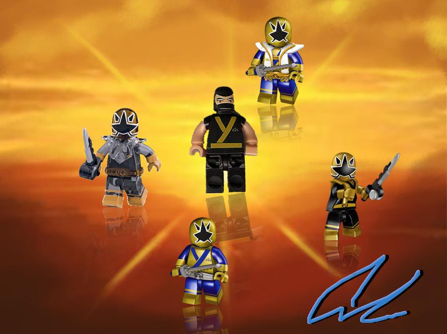 Pictures Of Power Rangers Samurai Gold Ranger Symbol Kidskunst Info