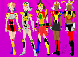 Megazord Fashions Draft 1
