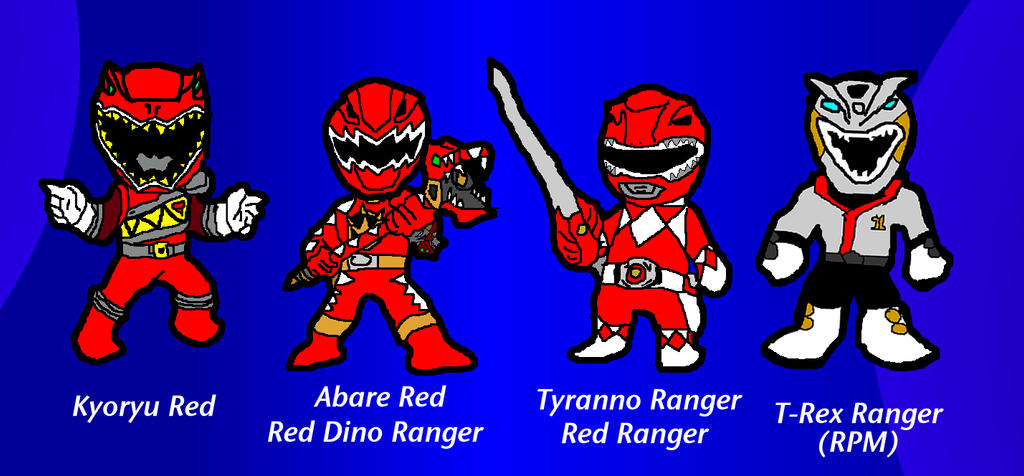 how to draw a chibi power ranger