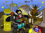 Theme Park - Lightspeed: Voyage Under the Sea by LavenderRanger