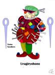 Conjunctiger - Uragiryohono by LavenderRanger