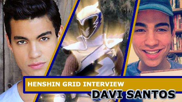 Davi Santos interview  by LavenderRanger