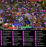 Megazord Battle - Name Search by LavenderRanger
