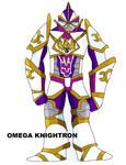 GSM - Omega Knightron by LavenderRanger