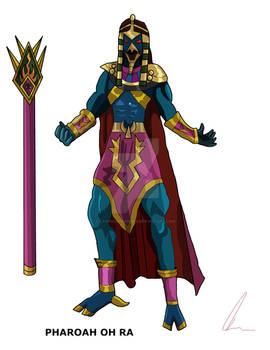Pharaoh Oh Ra