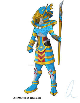 Mystech - Armored Osilia