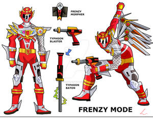 Mystech - Frenzy Mode
