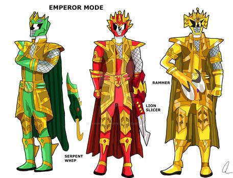 Mystech - Emperor mode