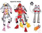 Aquatic Mode Powerup by LavenderRanger