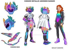Chrome Ranger