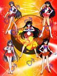 Sailor Mars Generations