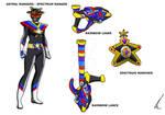 Astral Rangers - Spectrum Ranger