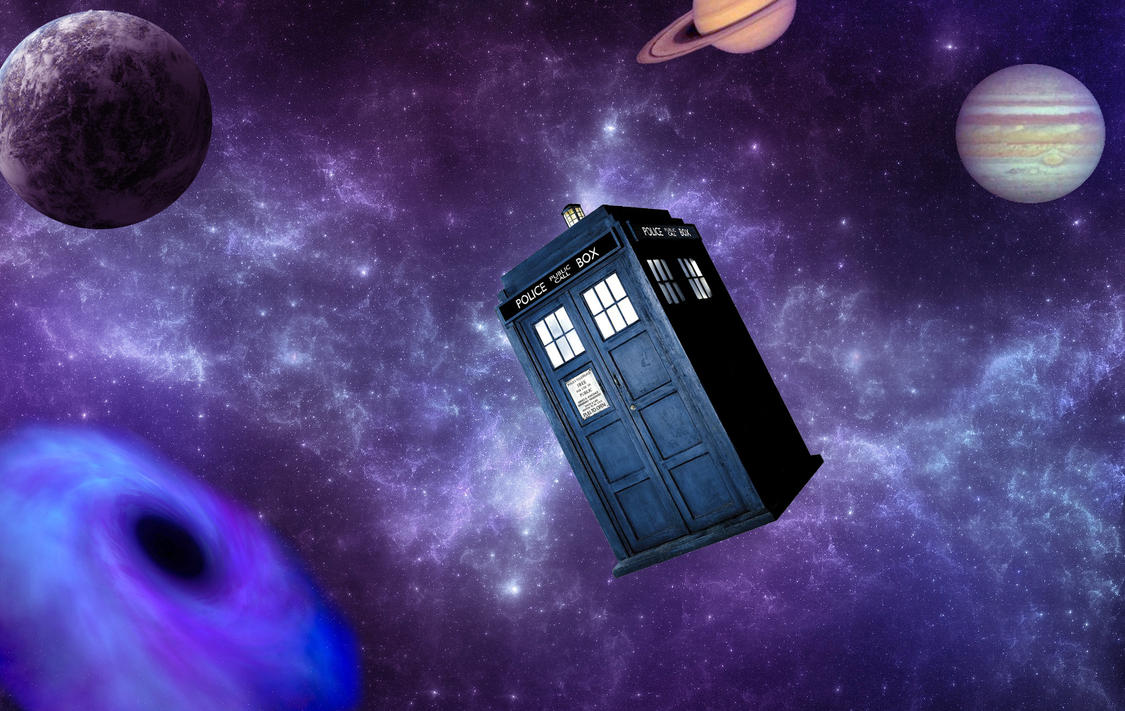 doctor who tardis wallpaper
