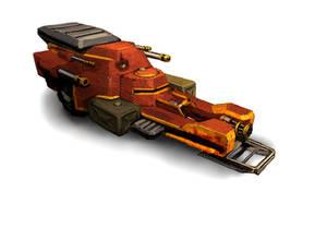 WarHammer Vehicile Concept