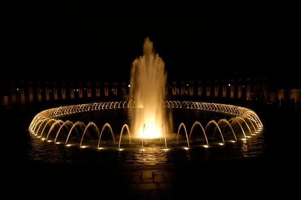 Water Illumination by anakinluvr