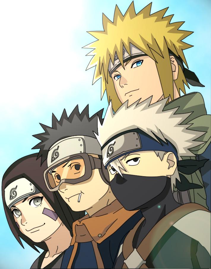 Team Minato Color by l...