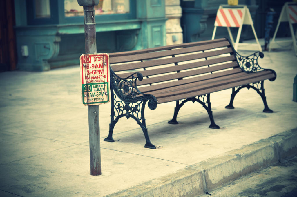 Bench by rAtser