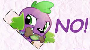 Spike - NO!