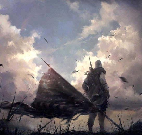 Art Work Connor by AssassinsCreedChile