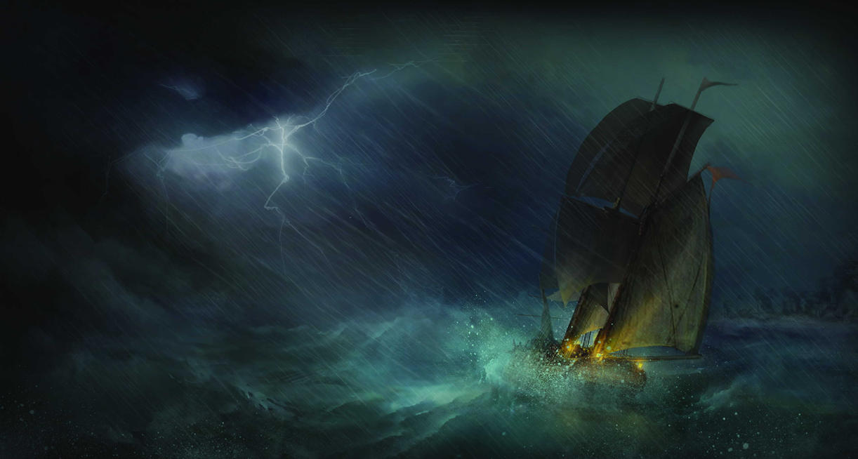 Aquila's Storm by AssassinsCreedChile