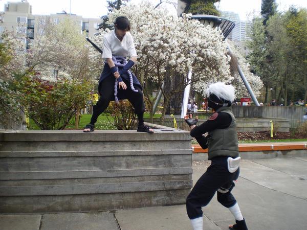 Lightning Blade VS Chidori by wild4matt on DeviantArt
