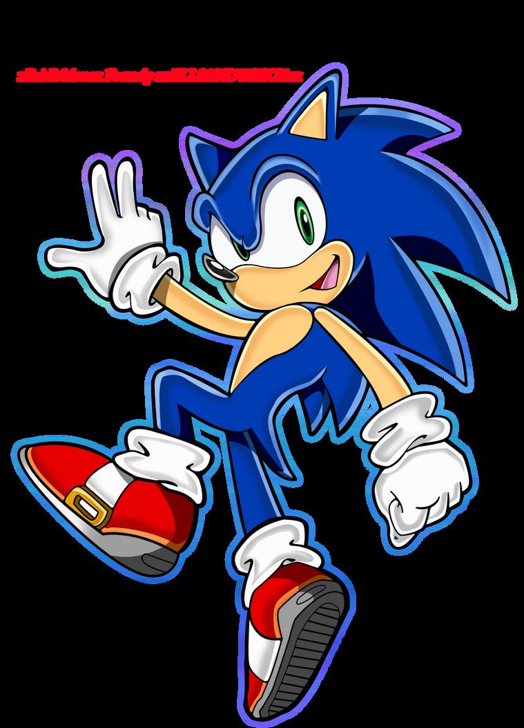 Sonic 2012 SA by xRubiMalonex
