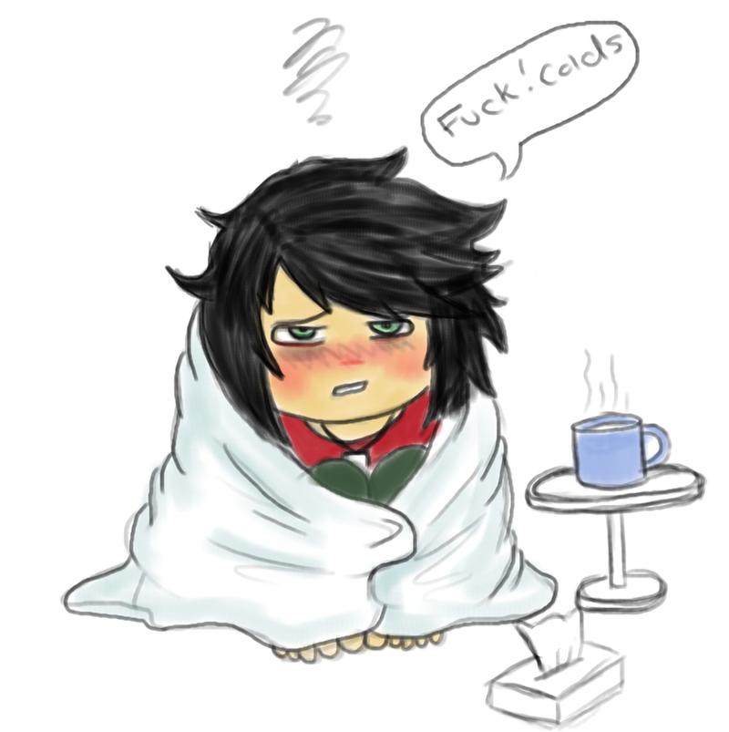 Colds by xRubiMalonex