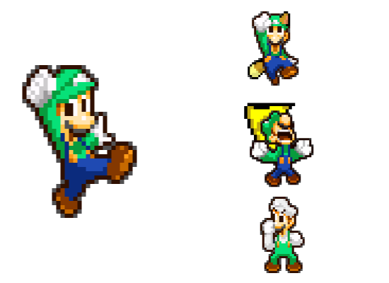 Luigi's Forms by jmkrebs30