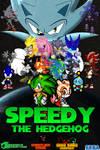 Speedy the Hedgehog Movie Poster