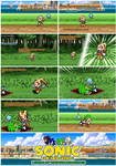 Sonic - Legend of the Four Hedgehogs - Page 1