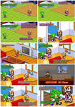 Sonic - Legend of the Four Hedgehogs - Page 3