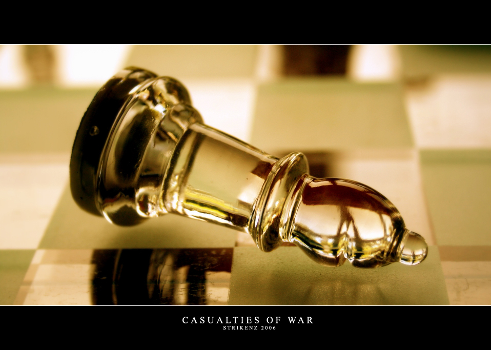 Casulties of War by strikenz